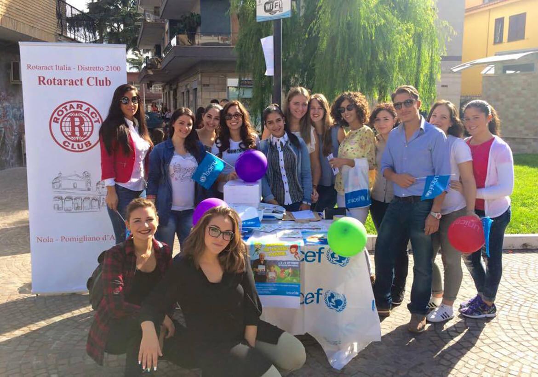 In Piazza con Unicef!