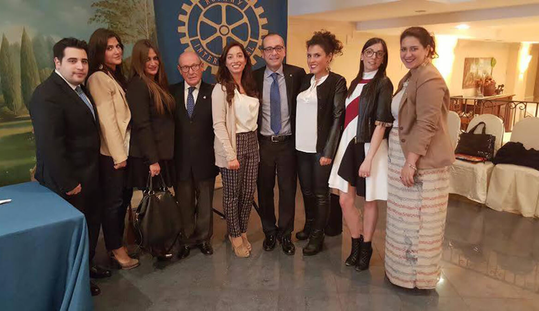 """Tavola Rotariana: """"LE NUOVE GENERAZIONI"""""""